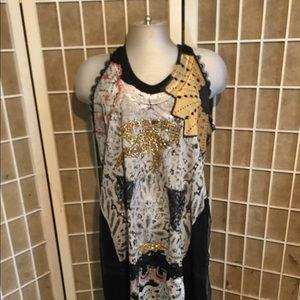 Tsumori Chisato Mini Dress Paris Rare